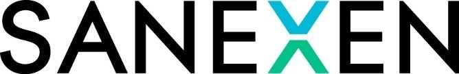 Logo: SANEXEN (CNW Group/Logistec Corporation - Communications)