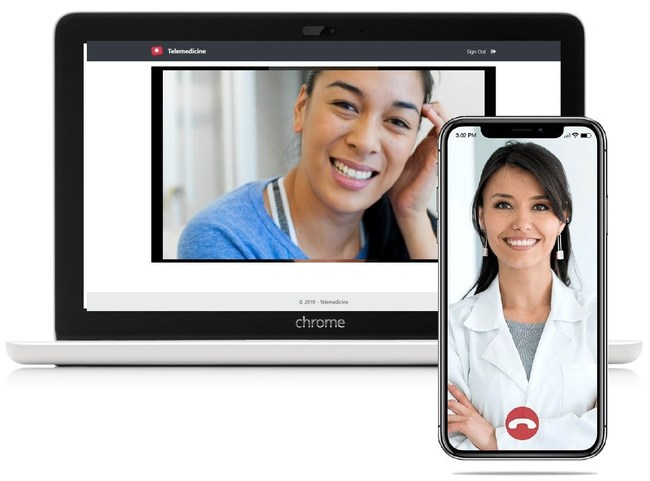 Easy to use TeleRay interface for patient and doctor consultation that works on any device. TeleRay can be set up in one day with free patient onboarding. This is critical during the Covid19 pandemic to keep healthy patients home and triage sick patients before going to a hospital. Telehealth and telemedicine will be the new normal of doctor to patient communication. TeleRay allows doctors to share images and results with patients in real time on screen, including modalities such as ultrasound.