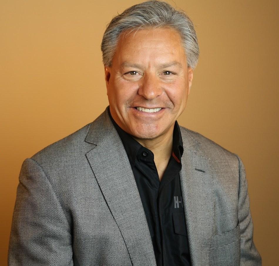 Jean Vincent, président du conseil d'administration de l'ANSAF (Groupe CNW/Association nationale des sociétés autochtones de financement)