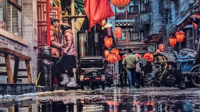 Chinas first ever negative quarterly GDP growth
