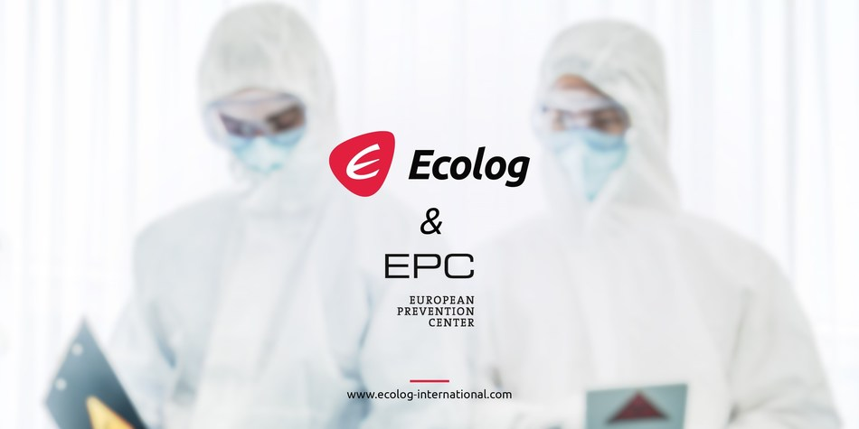 Ecolog International and European Prevention Center Join Forces To Accelerate Ecolog's Rapid Screening & Diagnostic Solution (RSD) Roll Out in Combating COVID-19 Pandemic