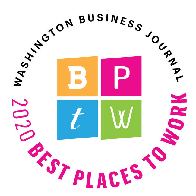 Seventy2 Capital Named to Washington Business Journal Best Places to Work in 2020