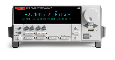 2601B-PULSE Front