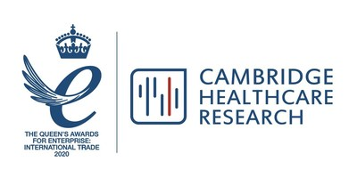 Cambridge Healthcare Research Logo