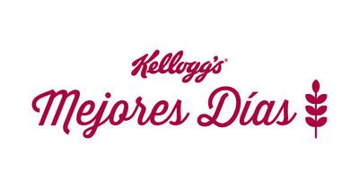 Mejores Días logo (PRNewsfoto/Kellogg Latinoamérica)
