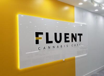 Fluent Entrance (CNW Group/Cansortium Inc)