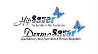 HipSaver and DermaSaver logos