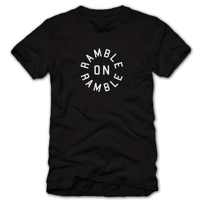 While the Covid-19 pandemic has displaced hundreds of thousands of jobs across events and entertainment, live music fans of all genres around the world can show their support by buying a new Ramble On t-shirt at www.ramblenow.com.