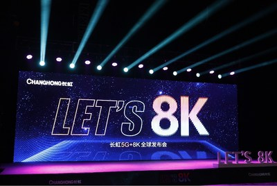 CHiQ 5G+8K Global Release Conference