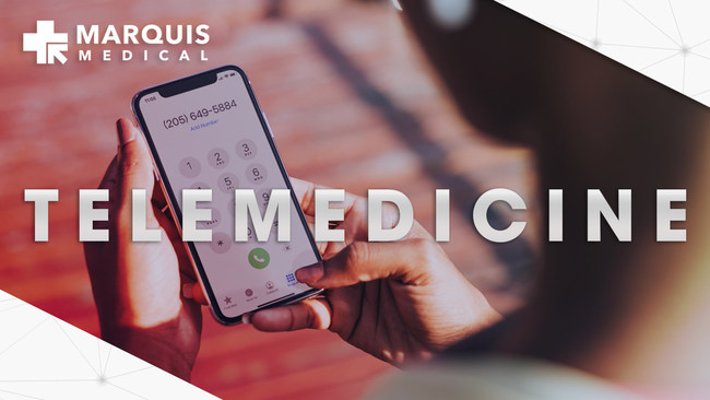 For those interested in Marquis Medical Center's telemedicine service, or to find more information, please visit www.marquismedicalcenter.com/telemedicine