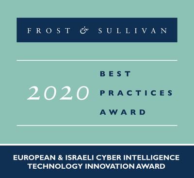 2020 European & Israeli Cyber Intelligence Technology Innovation Award