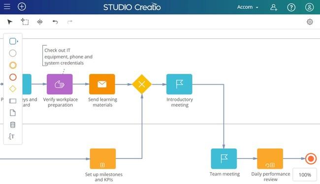 Creatio Studio