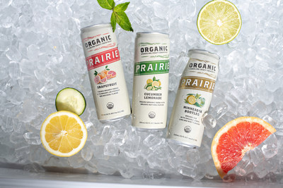 (PRNewsfoto/Prairie Organic Spirits)