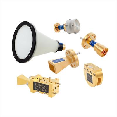 Pasternack扩充毫米波波导天线产品线
