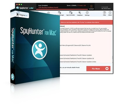 SpyHunter for Mac - Free Malware Detection & Removal Tool