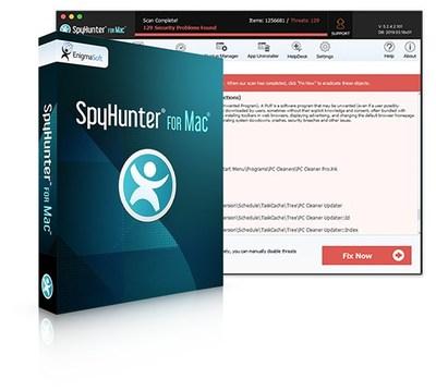 EnigmaSoft发布SpyHunter for Mac,应对Mac恶意软件的空前崛起