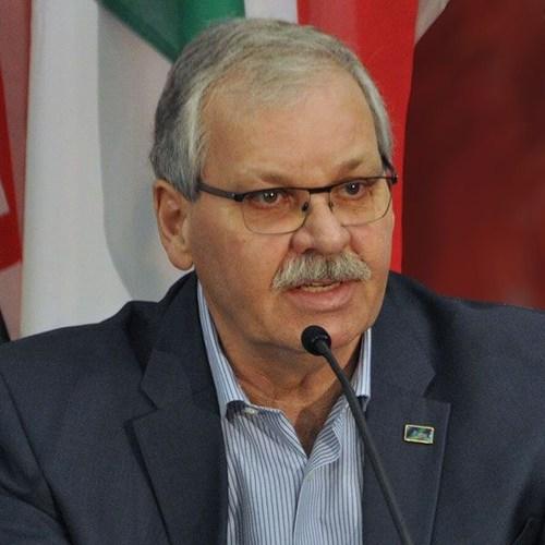 OPSEU President, Warren (Smokey) Thomas (CNW Group/Ontario Public Service Employees Union (OPSEU))