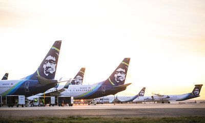 Alaska Airlines and Horizon Air receive payroll support program funds under CARES Act.
