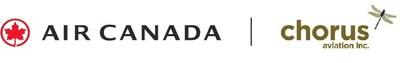 Logo: Air Canada / Chorus Aviation Inc. (CNW Group/Air Canada)