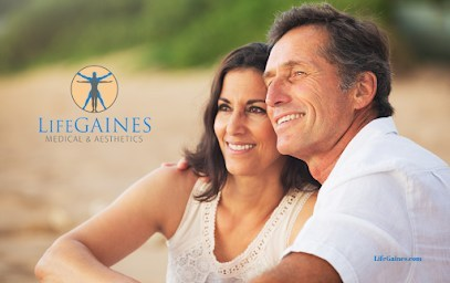 LifeGaines Medical & Aesthetics is located at ?3785 N. Federal Hwy, Suite 150 Boca Raton, FL 33431. Go to www.lifegaines.com to learn more.