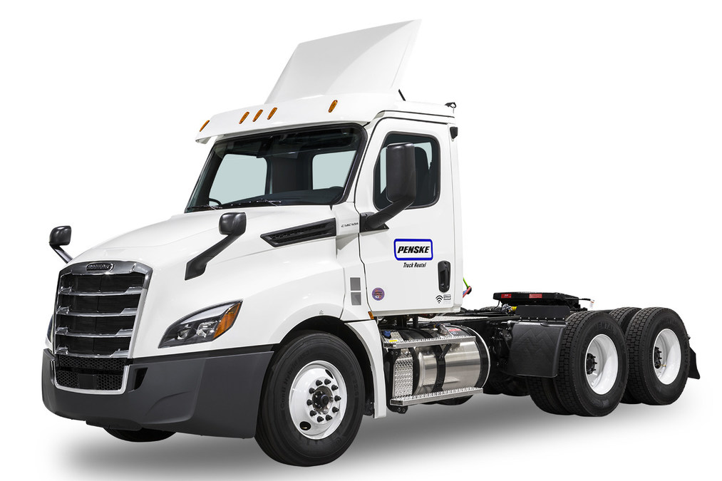 Penske Offers Truck Fleets A Get Back To Business Special Offer With Flexible Lease Terms