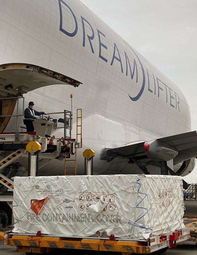 (PRNewsfoto / Boeing)