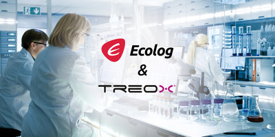 Ecolog International and Treox join forces to enhance Ecolog's Disinfection solution 4.0 in combating COVID-19 pandemic