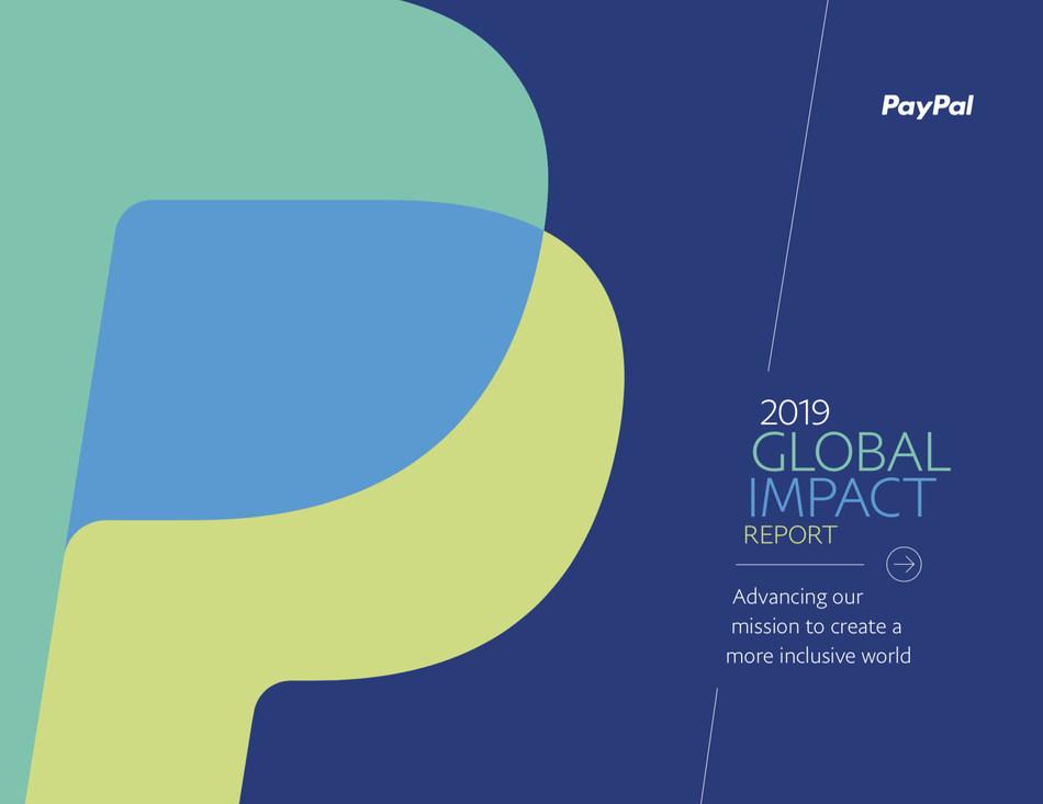 PayPal 2019 Global Impact Report