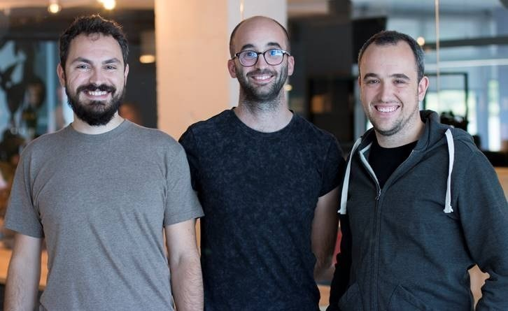 Factorial is one of the fastest-growing start-ups in Barcelona. Its software allows HR directors and managers to spend less time in administrative issues while focusing more in teambuilding. From left to right: Jordi Romero, CEO; Pau Ramon, CTO; and Bernat Farrero, CRO; founders of Factorial.