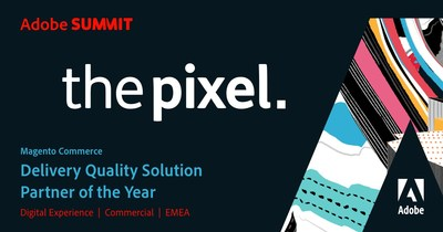 The Pixel has been recognised as the 2020 Adobe Digital Experience Delivery Quality Commercial Partner of the Year in EMEA.