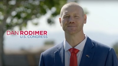 Big Dan Rodimer - Former WWE wrestler and Nevada US Congressional Candidate