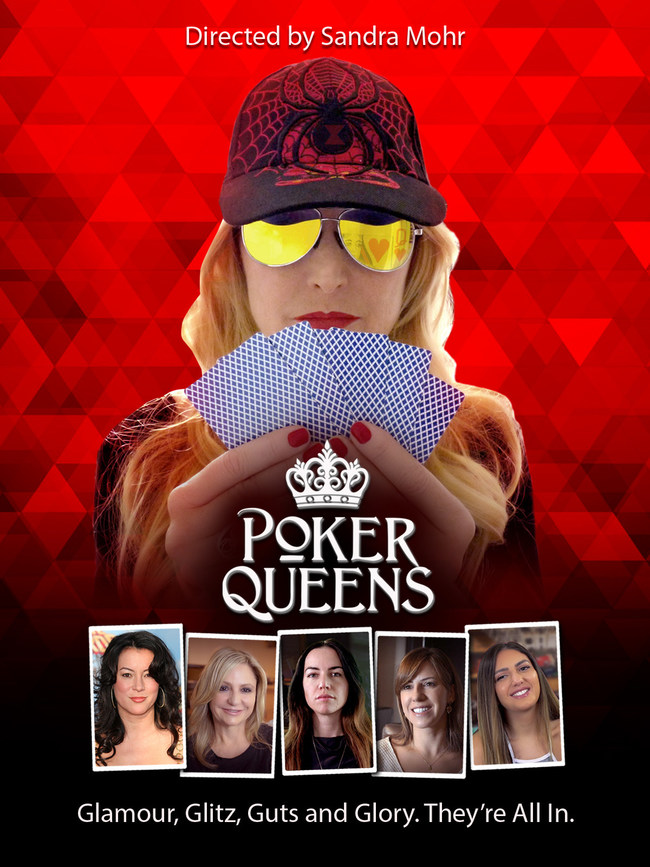 POKER QUEENS sekarang streaming di Amazon Prime dan Vimeo on Demand.
