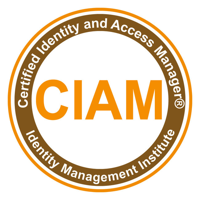 Certified Identity and Access Manager (CIAM)