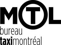 Logo : Bureau du taxi de Montréal (Groupe CNW/Ville de Montréal - Bureau du taxi de Montréal)
