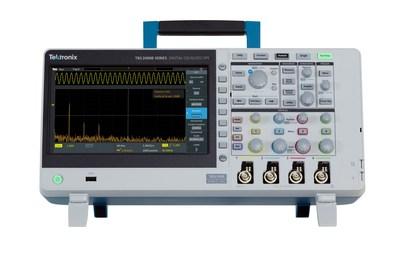 New TBS2000B Series of Digital Storage Oscilloscopes
