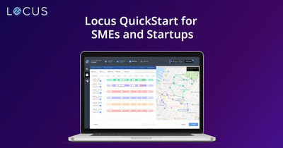 Manage demand, fleet & resource efficiency, & rising costs with Locus QuickStart