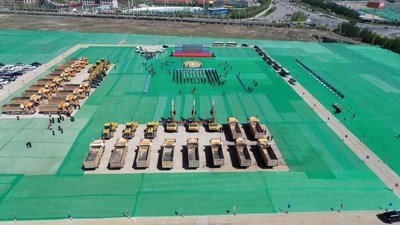 The key Investment and Talent Attraction projects in Weifang, Shandong province