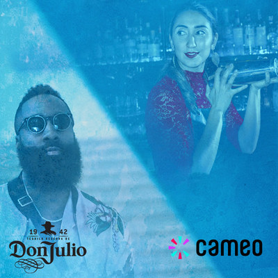 Cameo partners with Tequila Don Julio on 'It's Cinco Somewhere,' a virtual Cinco de Mayo program in celebration of the bar and restaurant community.