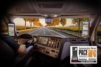 Stoneridge Wins 2020 Automotive News PACE Award for its MirrorEye® Camera Monitor System