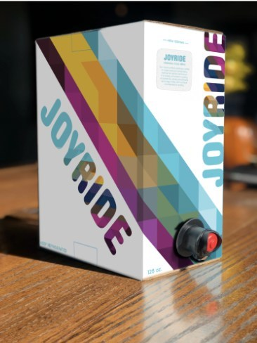 Joyride's Boxed Cold Brew Coffee. Available for home delivery starting April 29, 2020!