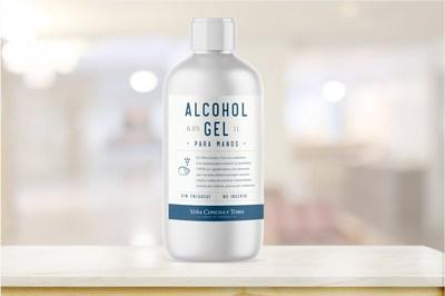 Viña Concha y Toro realizará una donación de 50 mil litros de alcohol gel y sanitizante en distintos formatos, que permitirán llegar a personas y a organizaciones que lo requieran.