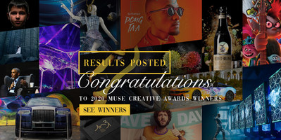 2020 MUSE Creative Awards Winners & Results Announced, Advertising Awards