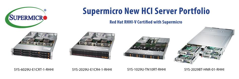 PRBanner_Supermicro_New_HCI_Server_Portfolio