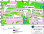 Orford Acquires New Claim Positions Along the Casa Berardi / Joutel Gold Mineralized Structures
