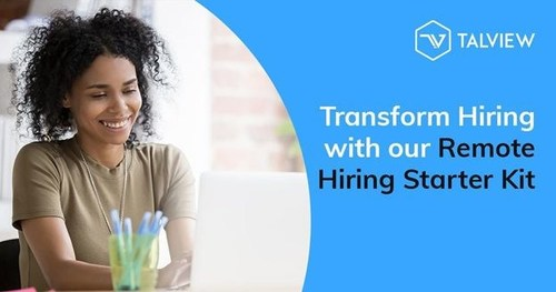 Talview Launches Remote Hiring Starter Kit Course To Help Recruitment Industry