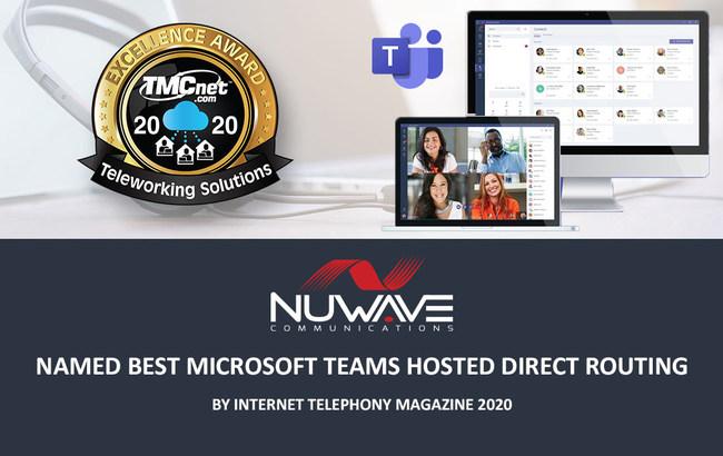 (PRNewsfoto/NuWave Communications, Inc.)
