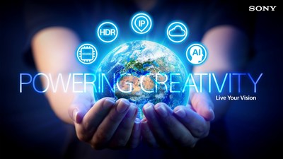 Powering Creativity - Sony Imaging & Professional Solutions