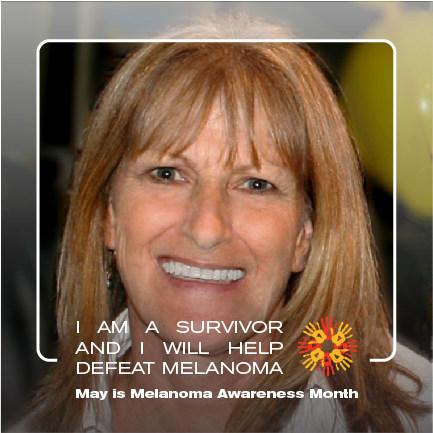 Kathleen Barnard, President, Save Your Skin Foundation (CNW Group/Save Your Skin Foundation)