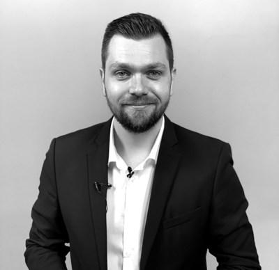 Simon Berna, executivo de vendas da Beezy Inc., França (PRNewsfoto/Beezy Inc.)