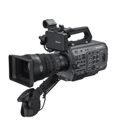 Sony PXW-FX9 Full-frame 6K Sensor Camera